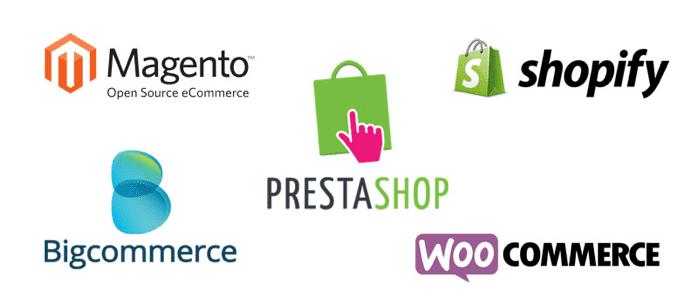 CMS e-commerce site internet