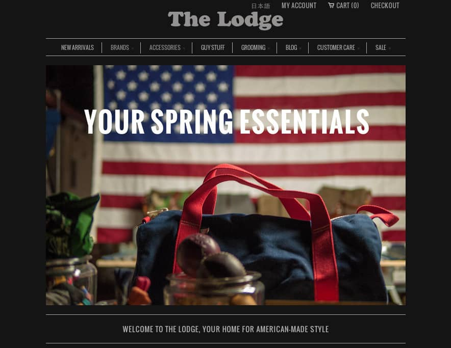Site The Lodge