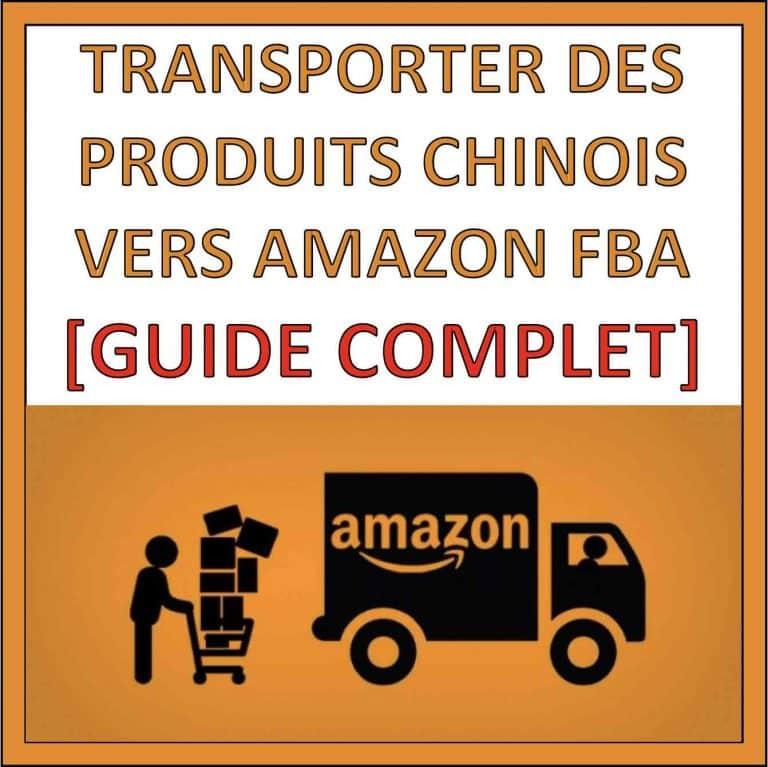 vendre produit de chine sur amazon