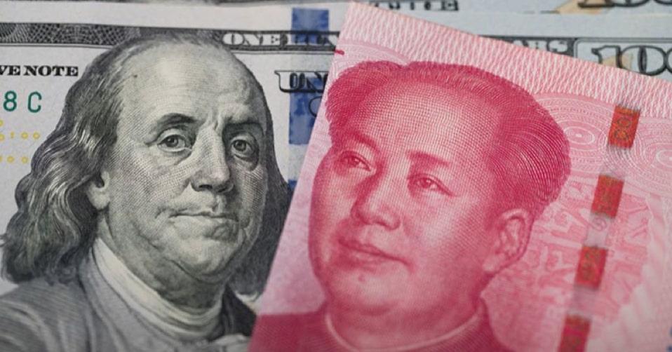 Taux de change en Yuan