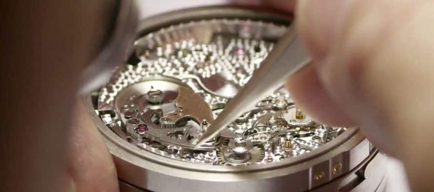 conception des montres