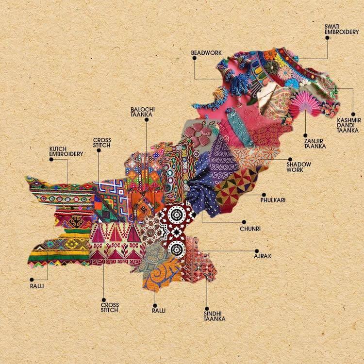 fournisseur textile vetement pakistan